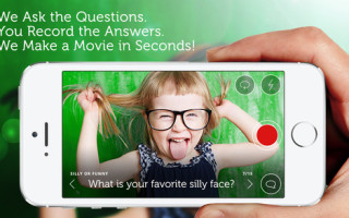 One day app great for videos of your kids