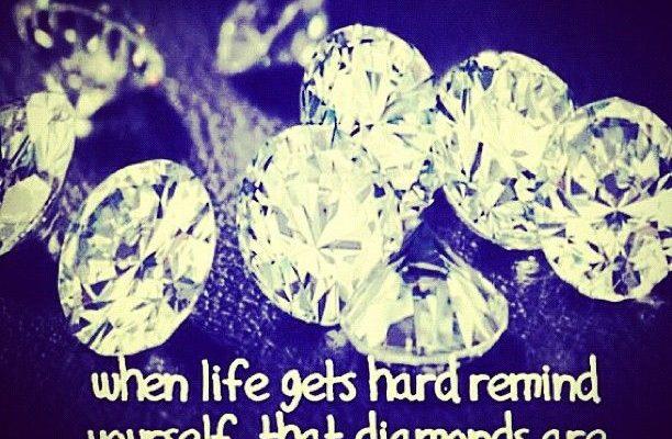 Health starts here | make diamonds from coal