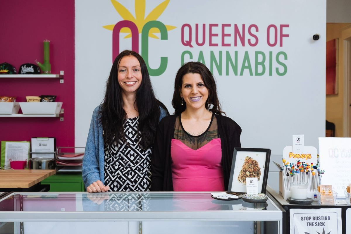 queen of cannabis toronto