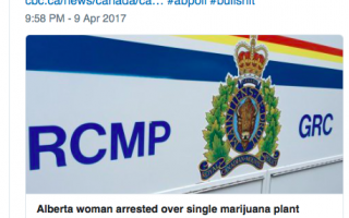 Health Canada causing arrests