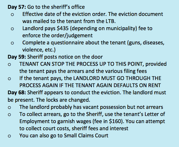 landlord tenant eviction 3