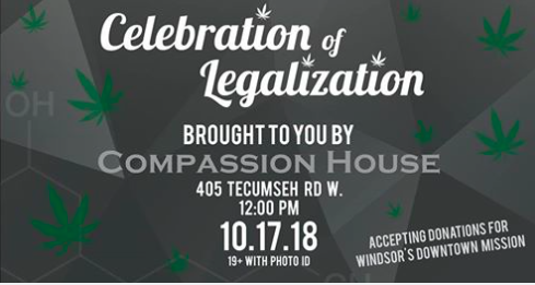 legalization day Windsor