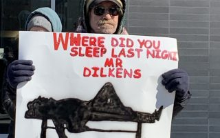 Mayor Drew Dilkens and the Windsor homeless part 1