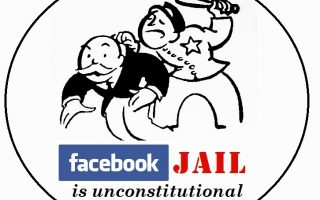Facebook jail with no appeal